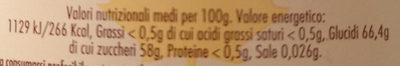 Pur sirop d'érable - Ingredients