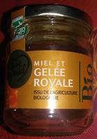 Miel et gelée royale - Product - fr