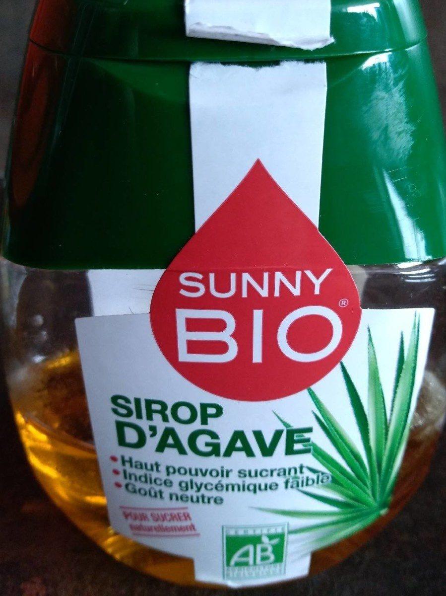 Sirop d'agave - Produit