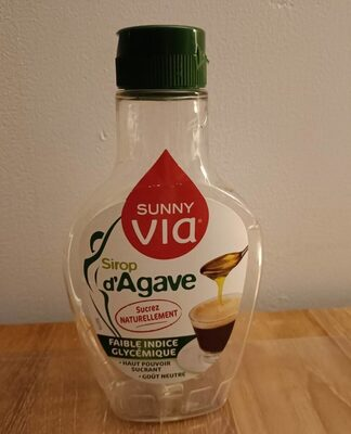 Sirop d'agave - Product - fr
