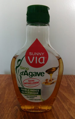 sirop d 'agave - Product