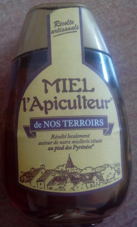 Miel de Nos Terroirs - Product - fr