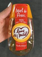 L'une de miel - Nutrition facts - fr
