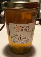 Miel Bio de Tilleul - Product - fr