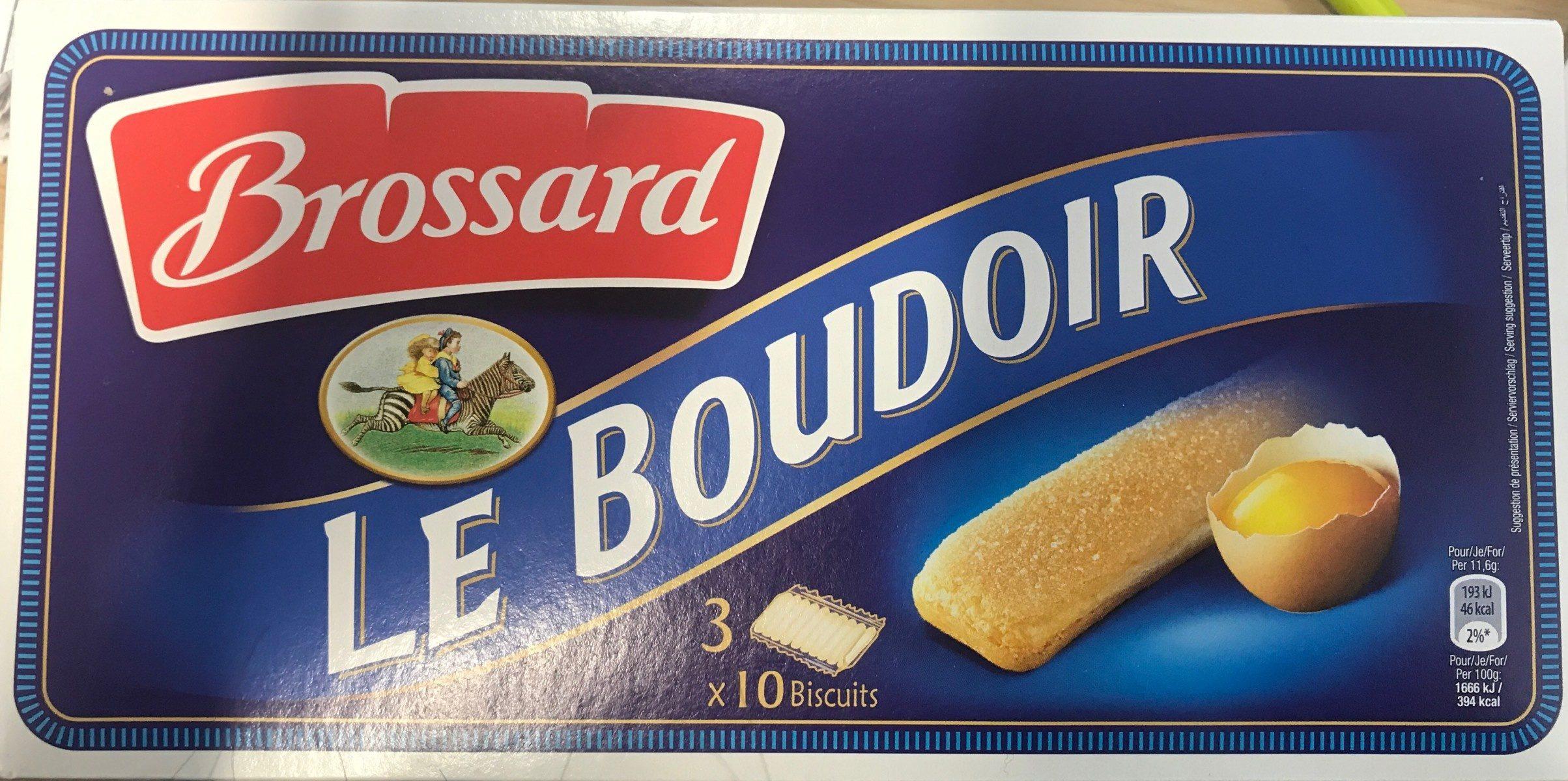 Le Boudoir - Produit - fr