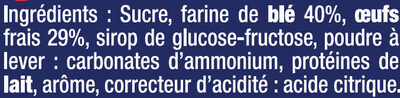 LE BOUDOIR - Ingrédients - fr