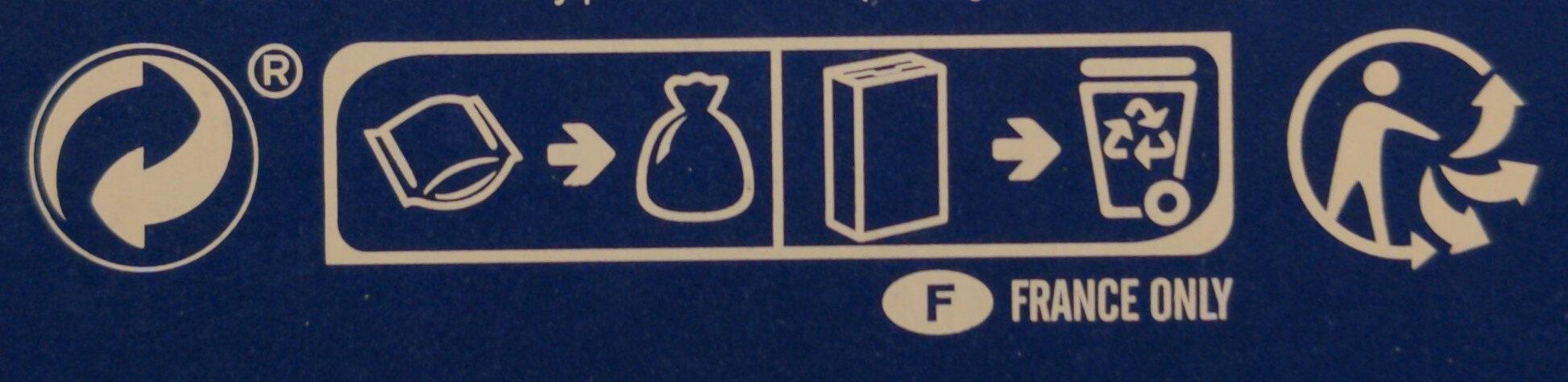 LE BOUDOIR - Instruction de recyclage et/ou informations d'emballage - fr