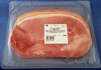 Jambon cuit supérieur AC - Product - fr