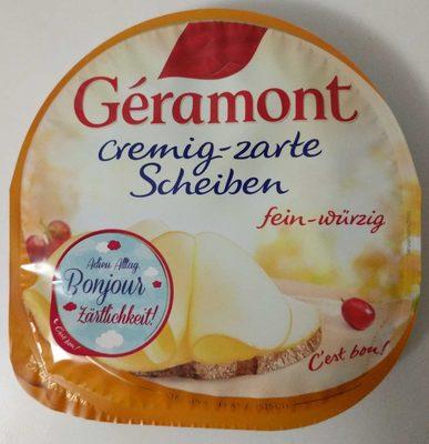 Cremig-zarte Scheiben - Produit