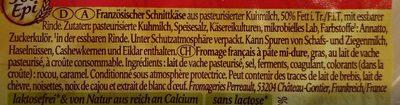 Fol Epi - Classic +1 Scheibe gratis - Ingrédients - fr