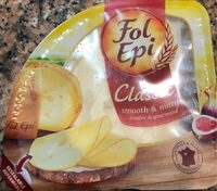 Fol Epi Discs Classic Cheese - Produit