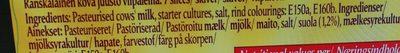 Fol Epi Discs Classic Cheese - Ingrédients