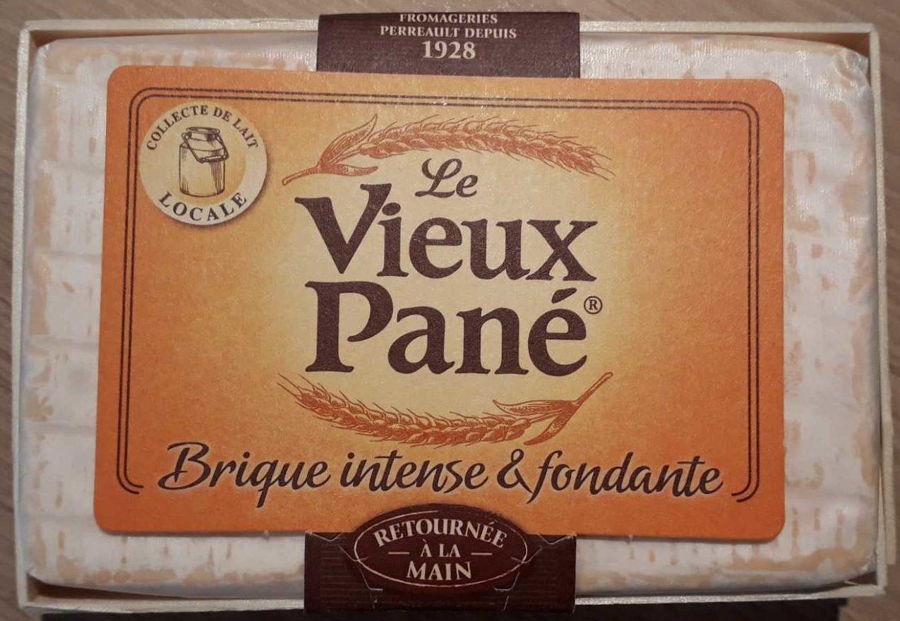 Le Vieux Pané - Brique intense & fondante - Produit