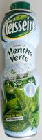 Sirop de Menthe Verte - Product