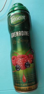 Est.1720 Grenadine Le Sirop - Producto