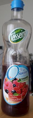 Sirop Teisseire 0% Grenadine - Product