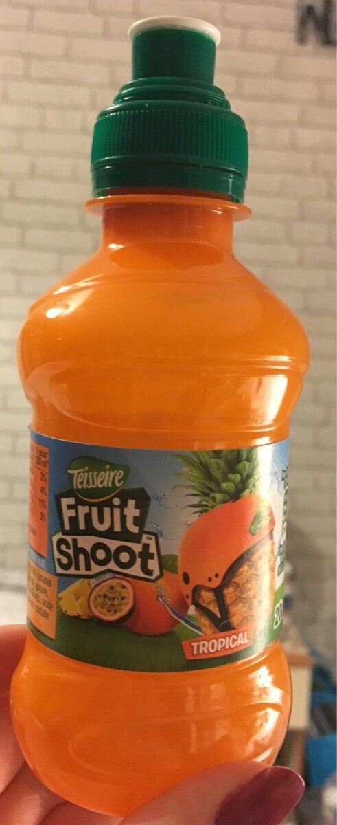 Fruit shoot tropical - Produit - fr