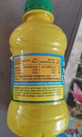Fruit Shoot Orange (pour 100ml) - Voedingswaarden - fr