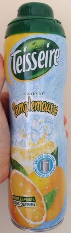 Sirop de Pamplemousse - Product