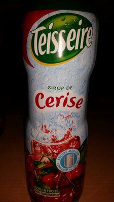 Sirop de cerise - Produit