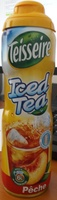 Sirop Iced Tea Pêche - Produit