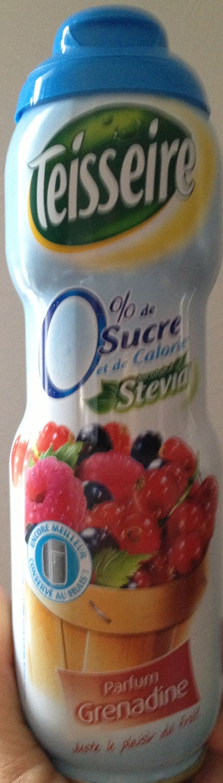 Teisseire 0% Grenadine - Product