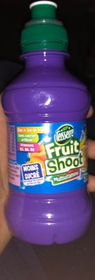 Fruit shoot - Ingredients