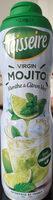 Sirop Virgin Mojito Menthe et Citron Vert - Product - fr