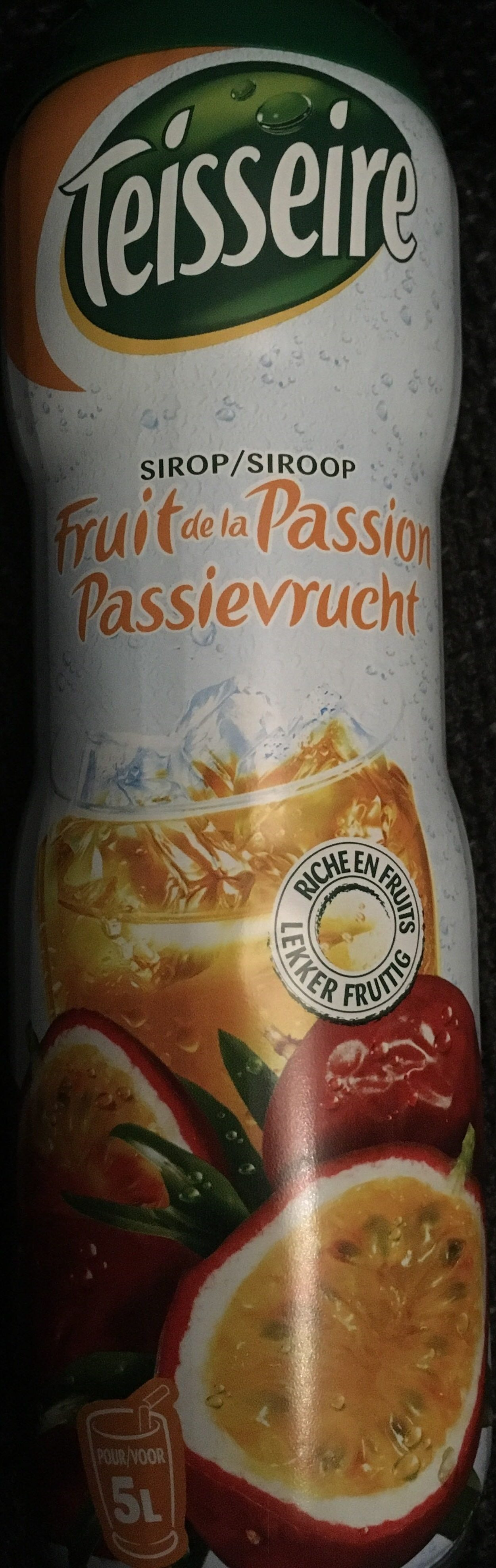 Teisseire passion - Product - fr