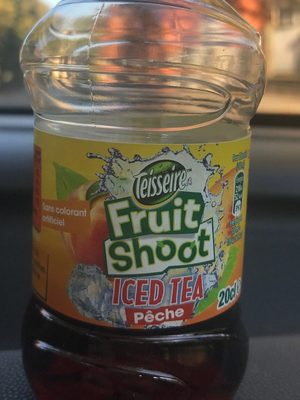 Fruit shoot Iced Tea - Product