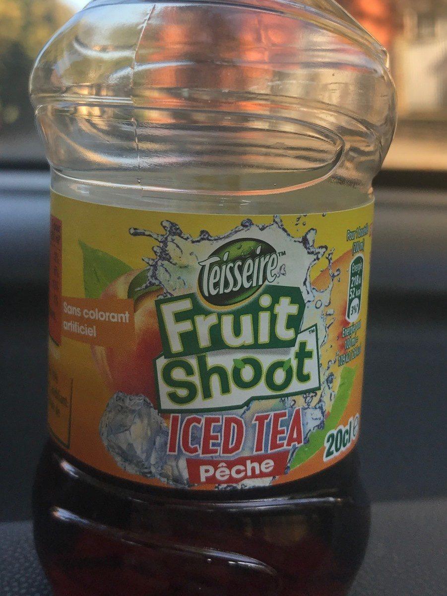 Fruit shoot Iced Tea - Product
