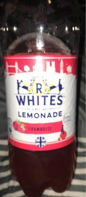 Limonade framboise - Produit