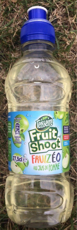 Fruit Shoot Fruizeo pomme - Produit - fr