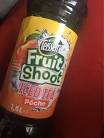 Fruit Shoot Iced Tea Pêche Grand Format - Product - fr