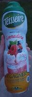 Sirop de Grenadine - Produkt - fr