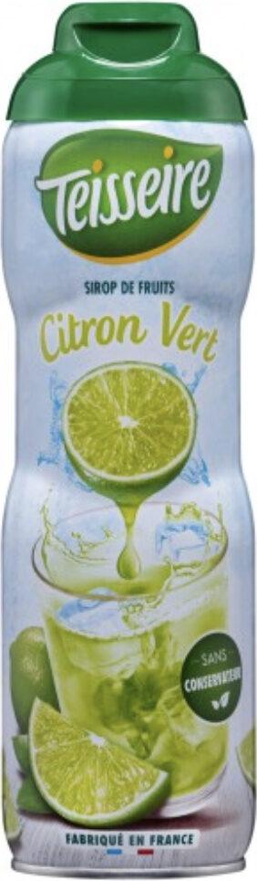 Sirop de citron vert - Product - fr