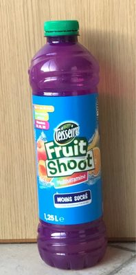 Fruit shoot multivitaminé - Product