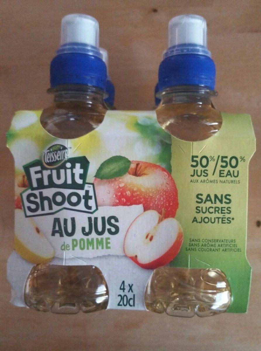 Fruit Shoot jus de pomme - Product - fr