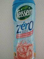 Sirop de pamplemousse rose zero sucres - Product - fr