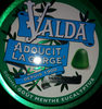 Valda Pastilles Sans Sucre Menthe Eucalyptus - Produit
