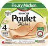 Blanc de poulet Halal - 4tr. - Producto