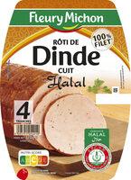 Rôti de Dinde cuit - Halal - Prodotto - fr