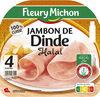 Jambon de Dinde - Halal - Prodotto