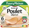 Blanc de poulet Halal - 6tr. - Produit