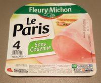 Le Paris sans couenne - 4 tr. - Product - fr