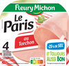 Le Paris au torchon - 25% de Sel* -  4 tr. - Product