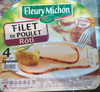 Filet de Poulet Rôti (4 Tranches Épaisses) - Product