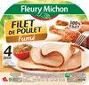 Filet de poulet fumé - 4 tranches épaisses - Produkt