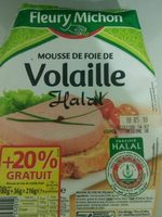 Mousse de volaille - Product - fr