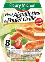 Fines aiguillettes de Poulet Grillé - Produit